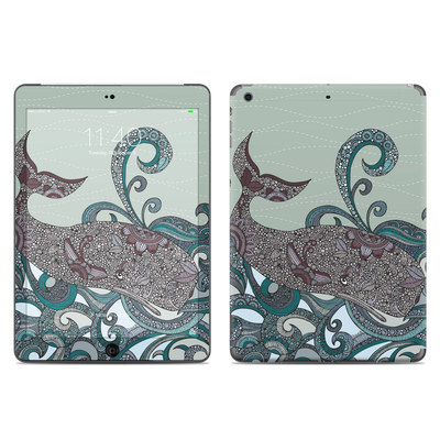 Apple iPad Air Skin - Deep Blue Me