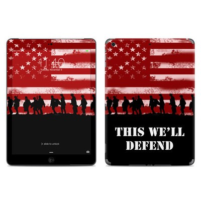Apple iPad Air Skin - Defend