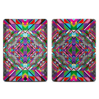 Apple iPad Air Skin - Derailed