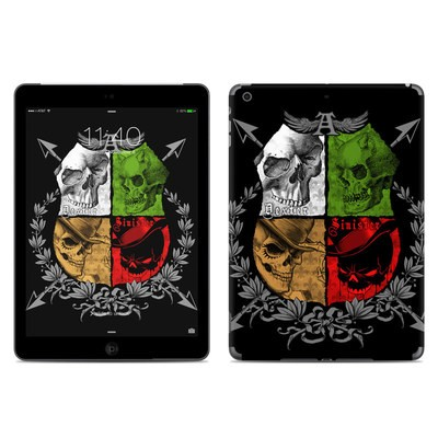 Apple iPad Air Skin - Devils Herald