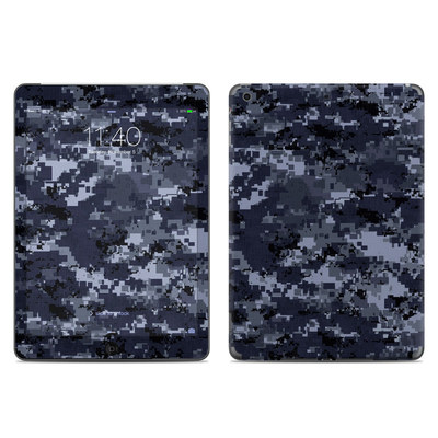 Apple iPad Air Skin - Digital Navy Camo