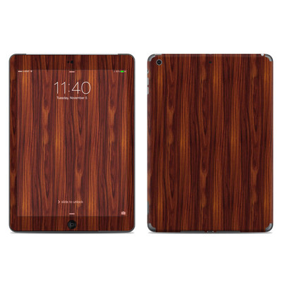 Apple iPad Air Skin - Dark Rosewood