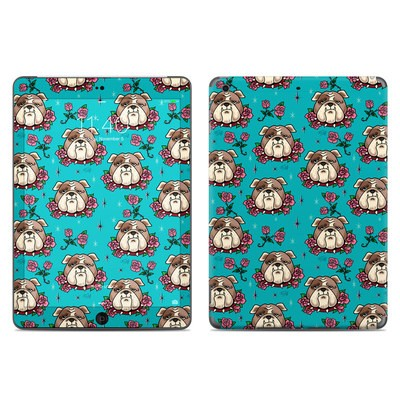 Apple iPad Air Skin - Bulldogs and Roses