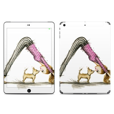 Apple iPad Air Skin - Downward Dog