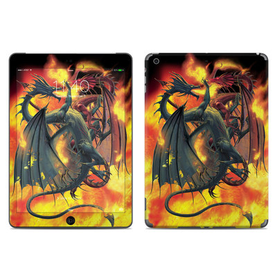 Apple iPad Air Skin - Dragon Wars