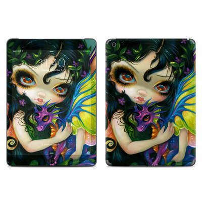 Apple iPad Air Skin - Dragonling Child