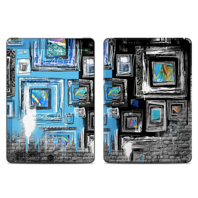 Apple iPad Air Skin - Dripping Walls