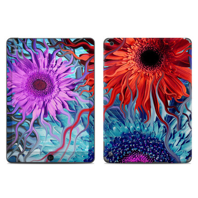 Apple iPad Air Skin - Deep Water Daisy Dance