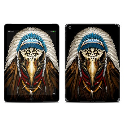 Apple iPad Air Skin - Eagle Skull