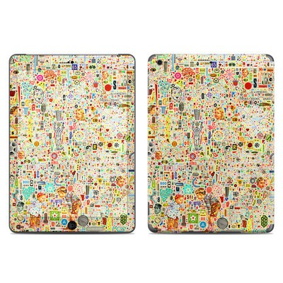 Apple iPad Air Skin - Effloresce