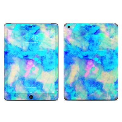 Apple iPad Air Skin - Electrify Ice Blue