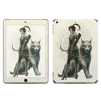 Apple iPad Air Skin - Half Elf Girl
