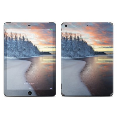 Apple iPad Air Skin - Evening Snow