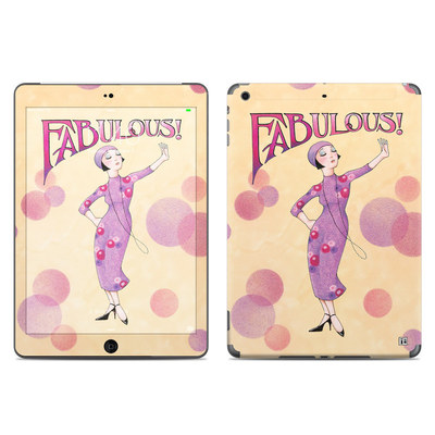 Apple iPad Air Skin - Fabulous