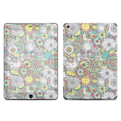 Apple iPad Air Skin - Faded Floral