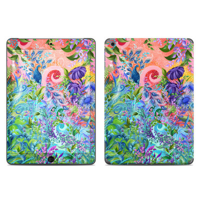 Apple iPad Air Skin - Fantasy Garden