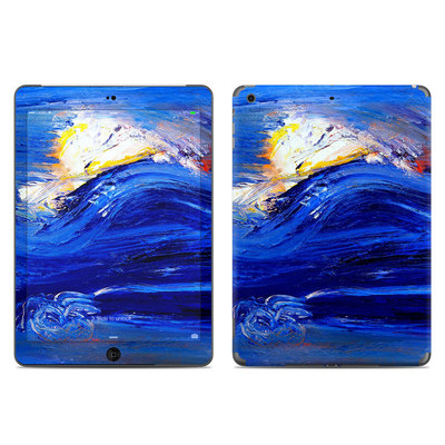 Apple iPad Air Skin - Feeling Blue