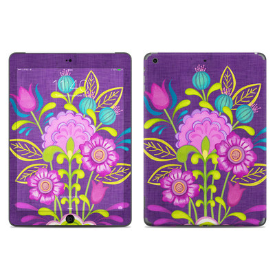 Apple iPad Air Skin - Floral Bouquet