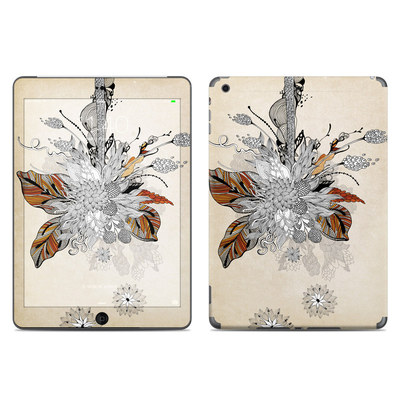 Apple iPad Air Skin - Fall Floral