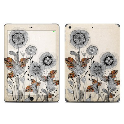 Apple iPad Air Skin - Four Flowers