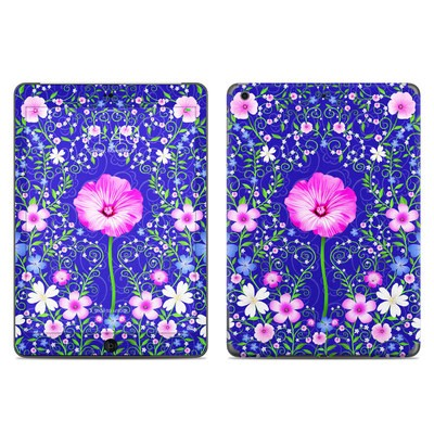 Apple iPad Air Skin - Floral Harmony