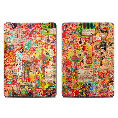 Apple iPad Air Skin - Flotsam And Jetsam