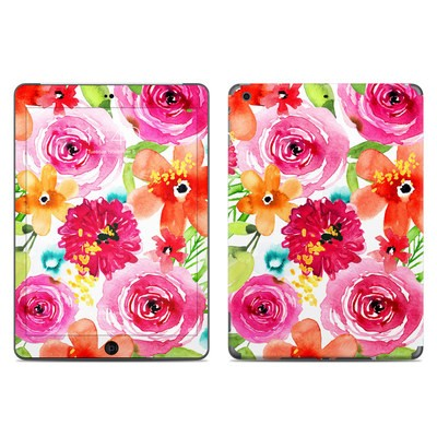 Apple iPad Air Skin - Floral Pop