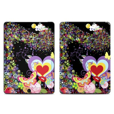 Apple iPad Air Skin - Flower Cloud