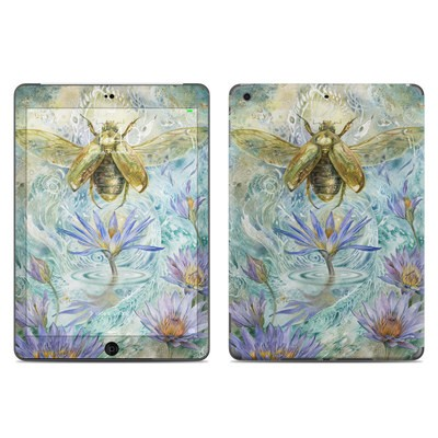 Apple iPad Air Skin - When Flowers Dream