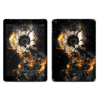 Apple iPad Air Skin - Flower Fury