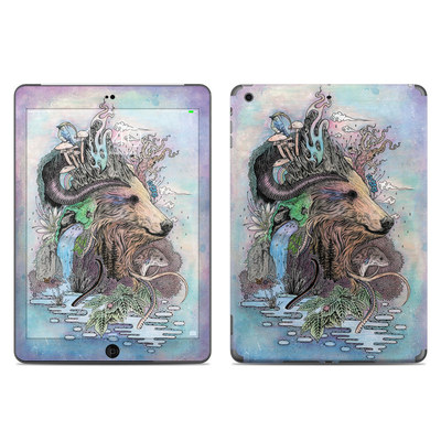 Apple iPad Air Skin - Forest Warden