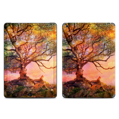Apple iPad Air Skin - Fox Sunset