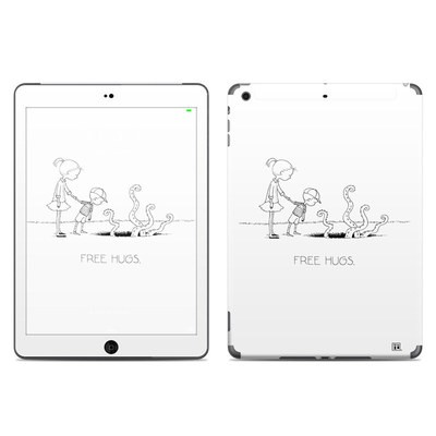 Apple iPad Air Skin - Free Hugs
