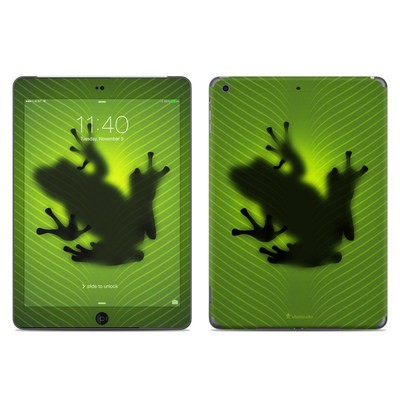 Apple iPad Air Skin - Frog
