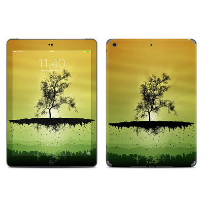 Apple iPad Air Skin - Flying Tree Amber