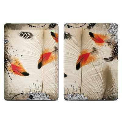 Apple iPad Air Skin - Feather Dance