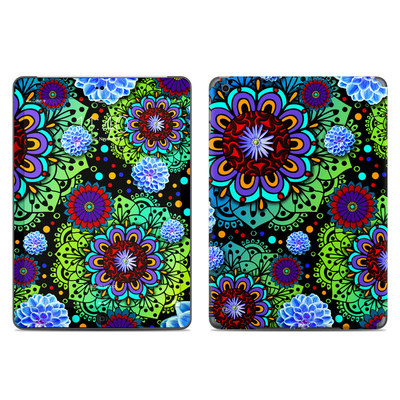 Apple iPad Air Skin - Funky Floratopia
