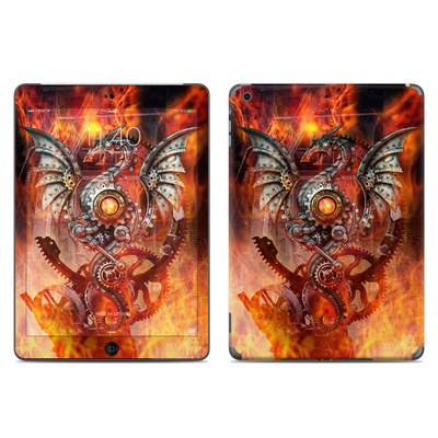 Apple iPad Air Skin - Furnace Dragon