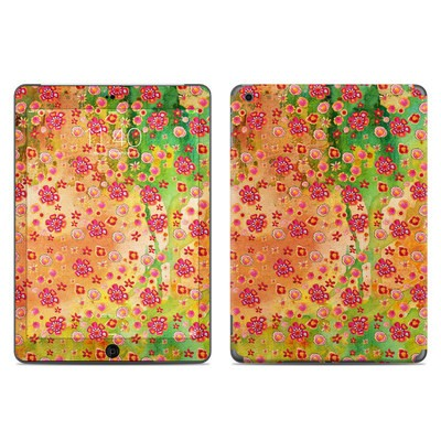 Apple iPad Air Skin - Garden Flowers