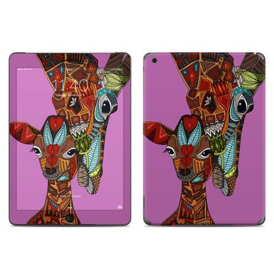 Apple iPad Air Skin - Giraffe Love