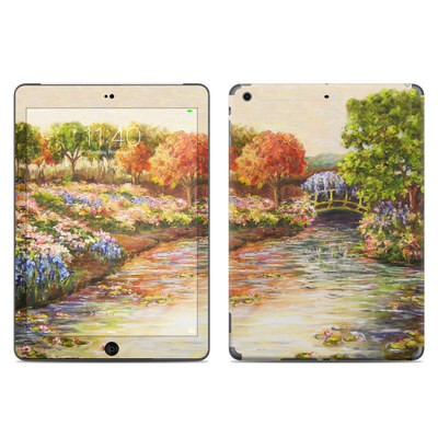 Apple iPad Air Skin - Giverny Forever