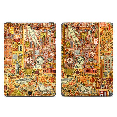 Apple iPad Air Skin - The Golding Time