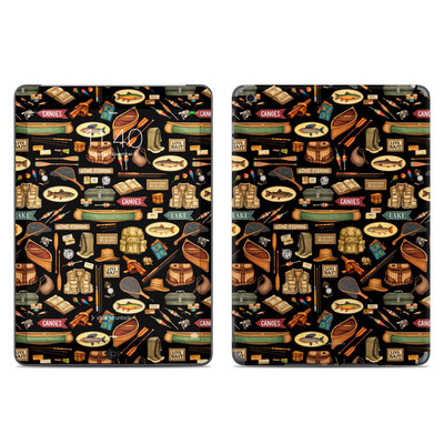 Apple iPad Air Skin - Gone Fishing