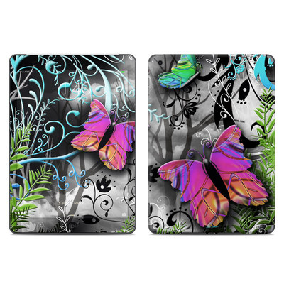 Apple iPad Air Skin - Goth Forest