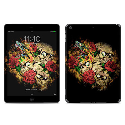 Apple iPad Air Skin - Gothic Tattoo