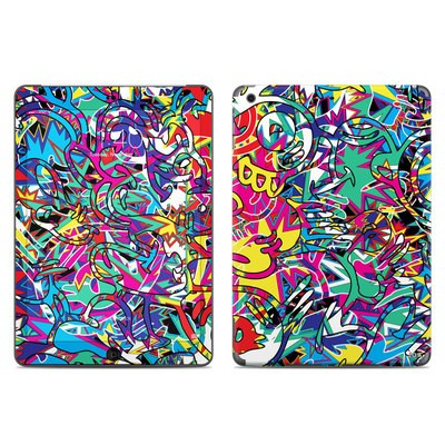 Apple iPad Air Skin - Graf