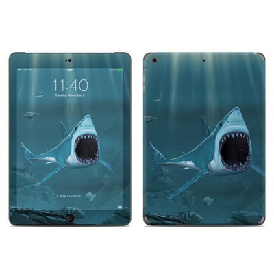 Apple iPad Air Skin - Great White