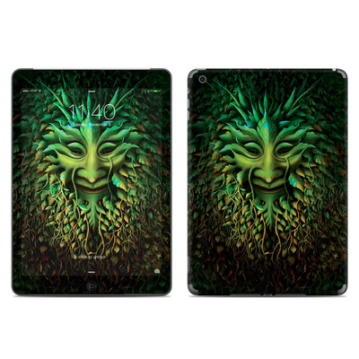 Apple iPad Air Skin - Greenman