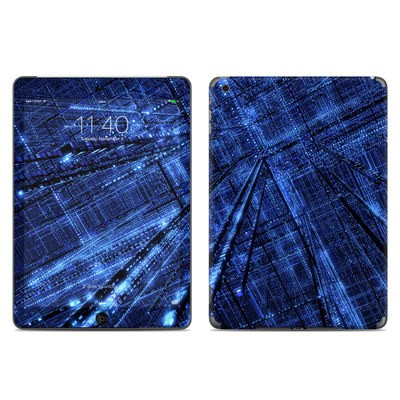 Apple iPad Air Skin - Grid