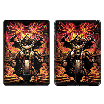 Apple iPad Air Skin - Grim Rider